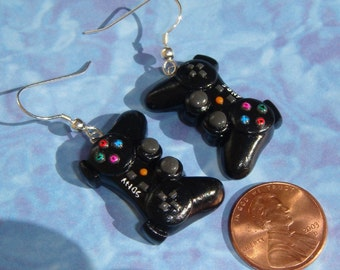 EARRINGS Sony Playstation 3 Controller