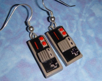 Nintendo Controller Earrings