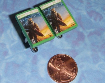 CUFFLINKS XBOX 360 Games - choose any 2 games you want for your set