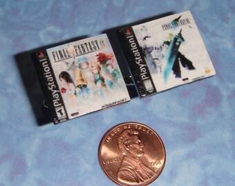 Sony Playstation Game Cufflinks