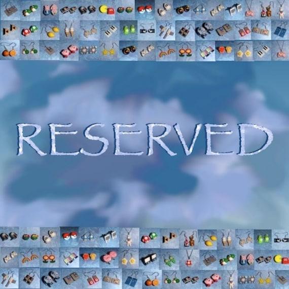 reserved for Krystal