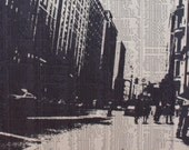 SALE - Dark City no2 - NEW YORK CITY