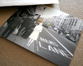 Alone in the City Postcards - 10 Postcards with envelopes
