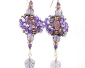 Love Letters from Heloise - Purple and Bronze