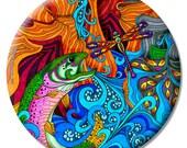 River Dance - 175gram Ultimate Frisbee