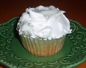 Lemon Filled Cupcakes