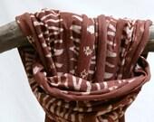 Long Batik American Apparel Scarf
