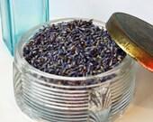 1/2 pound Lavender: Dried Flower Buds - 8 oz  - For Bath, Teas, Wedding, Sachets