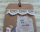 An Invitation ACEO