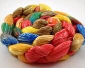 Asher's Rainbow on Merino\/Tencel