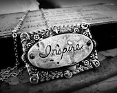 Inspire Change - Necklace, Neo Victorian Style