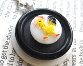 yellow rooster (free US shipping)