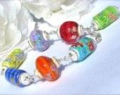 Chinese lantern bracelet