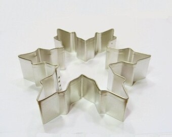 Snowflake Narrow Cookie Cutter