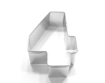 Number 4 Cookie Cutter