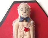 Voodoo Doll -The Perfect Gentleman- Made to Order