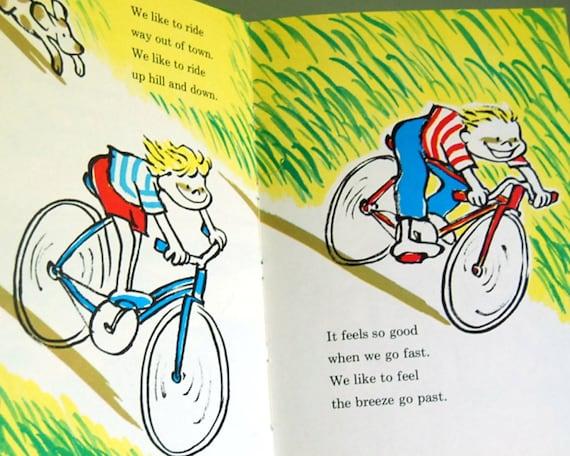 Vintage Children's Book, Summer by Alice Low, Beginning Reader