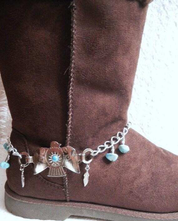 Thunderbird Boot Bracelet