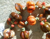 Joyful Fruit Necklace