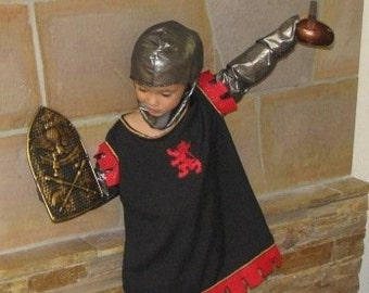 Cute Boys Medieval Knight Costume