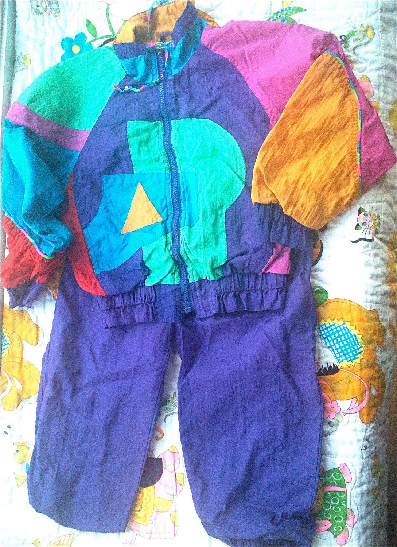 80s Track Suit 5t