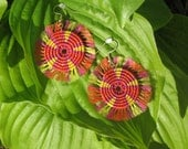 Cosmic Sunrise Earrings