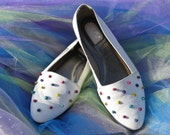 Prima Polka Dot Shoes RESERVED FOR ELENA