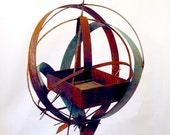 Sculptural Bird Feeder 230