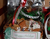 1/2 lb Build Your Own Bag - Holiday Dog Treats