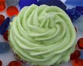 Appletini Bubble Bath Cupcake
