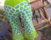 Child's Green Mer Pants