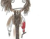Sweeney Todd. The Demon Barber of Fleet Street