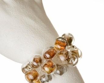 Foil Stretchy Bracelet