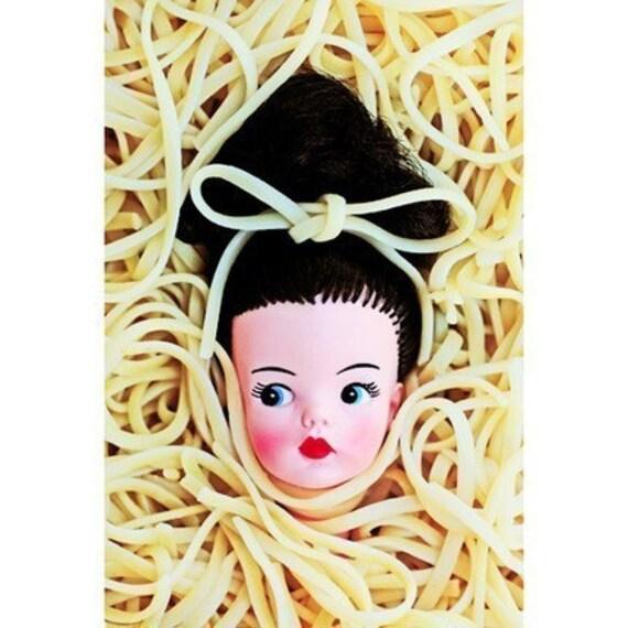 noodle print 8 x 12 CAROLYN GUINE