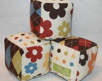 Primary Fun - Cloth Play Blocks - Set of 3