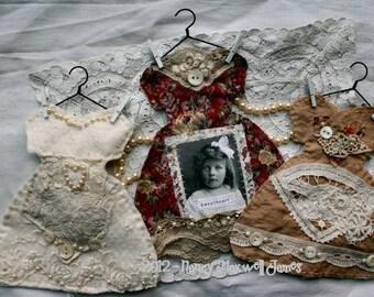 PDF Devoted Fabric Dresses Tutorial
