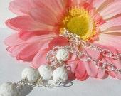 RESERVED for ryrik - EMMANUELLE necklace