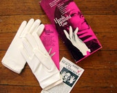 PIF Pay it Forward Beautiful Hands by Artis....vintage beauty gloves...vintage gift 1960s/1970s