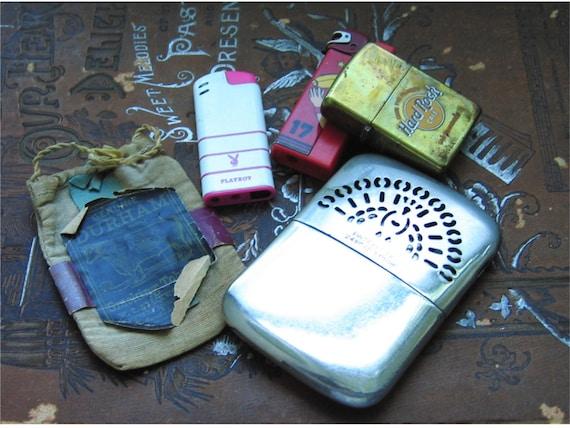 Vintage Cigarette Lighters