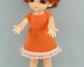 Sale SP Lati Yellow or Tiny Betsy McCall orange dress and shorts SPLY41