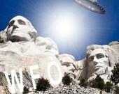 UFO Sightings - Mt. Rushmore
