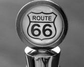 Route 66 - Wine Bottle Stopper - Great Housewarming Gift