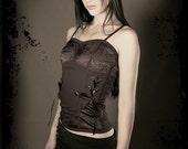 Grace Custom Corset Top DiY -  Handmade to Your Size  -  aNGrYGiRL Gear
