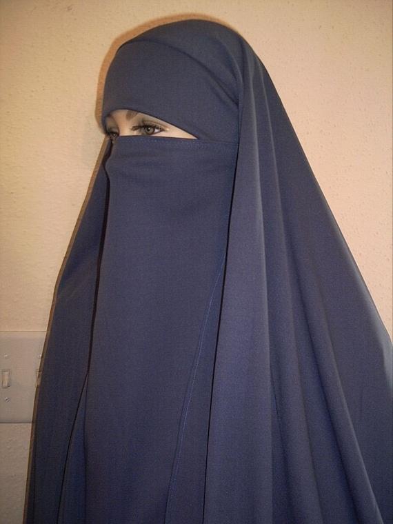 Как сшить хиджаб