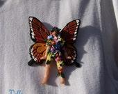 Vella - Flower Fairies Brooch