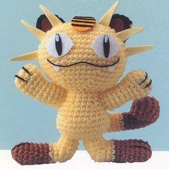 2000 Free Amigurumi Patterns: Pikachu (2)