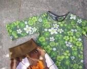 SNORK - UNI set - retro UNISEX pants and longsleeved shirt custom fabric and size.