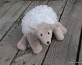 Snuggle Sheep Plush Toy