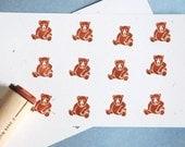 Big Bear Rubber Stamp
