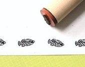 Triggerfish Rubber Stamp